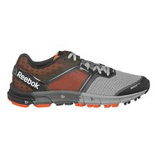 Reebok ONE Cushion-3 MEN'S RUNNING SHOES Grey/Red*USA Brand-Size US 7,8,8.5 Or 9