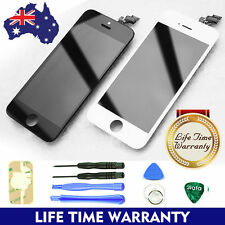 LCD Replacement Digitizer Glass Display Screen Assembly for iPhone 5 5c 5s Tools