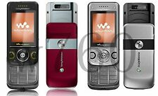 Original Sony Ericsson W760 W760i Mobile Phone 3.2MP Russian Arabic keyboard