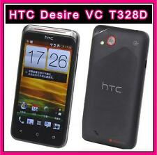 T328 Unlocked HTC Desire VC T328d Android 3G GPS WIFI 4'' 5MP Camera Dual SIM