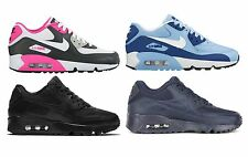 NEW Nike Air Max 90 Mesh GS Sneaker Running Shoes 833340 221 401 833418 001 401