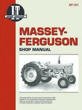 Workshop Manual Massey-Ferguson MF65 MF85 MF8 8 90 90WR Super MF1080 1085 1100