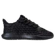 ADIDAS Men's Originals Tubular Shadow Knit Shoes Sneakers Black Quilted BB8819