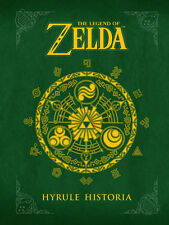 The Legend Of Zelda, The: Hyrule Historia - 9781616550417