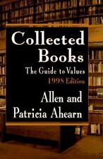 Book: Collected Books - The Guide To Values - 1998 Edition HC Good no jacket GUC
