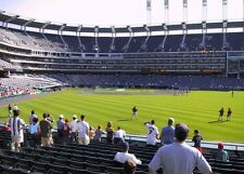Cleveland Indians 2nd ROW Tickets vs Kansas City Royals 8/26