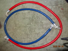 WASHING MACHINE HOSES - NEW HOT AND COLD TYPE 103. 10 BAR AT 25C