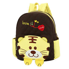 Cute Cartoon Animal Shoulder Bags Child Kindergarten Bag for Kids Backpacks