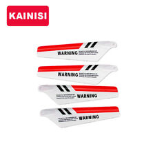 SYMA 4pcs/set S107G RC Helicopter toys accessories S107C Main Blade Prolellers S