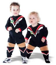 NRL New Zealand Warriors Rugby League Team Footysuit for Kids
