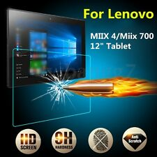 2x 9H Tempered Glass Film Screen Protector For 12''Lenovo MIIX 4/Miix 700 Tablet