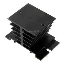 Aluminum Heat Sink For Solid State Relay SSR Small Type Heat Dissipation AU
