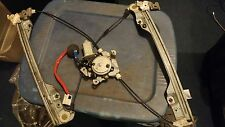 02-06 Infiniti G35 Rear Right Window Regulator & Motor Sedan Q45 FX35 FX45 2343