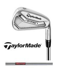 New Taylormade Golf P 770 Tour Irons 2017 P770 Iron Set KBS Tour Steel 1* Flat