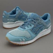 Shoes Asics Gel Lyte III H7E4Y 5456 Man Running Sneakers Blue Heaven Corydalis B