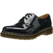 Dr Martens 1461 Black Patent Derby Shoes