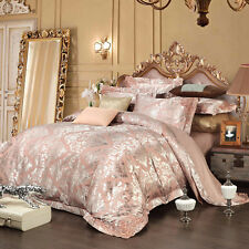 MAJESTY Bedding Collection Luxury Duvet Cover Set (Double/Full, Queen)