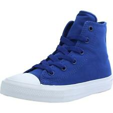 Converse Chuck Taylor All Star II Junior Sodalite Blue Textile Trainers