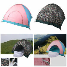 Portable Waterproof 4 Person Tent Hiking Travel Camping Napping Foldable Tent