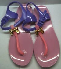 Zhoelala Jelly Sandals Size 6 (39). Brand New!