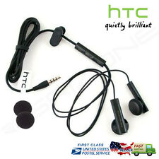 OEM HTC RC E160 Stereo Headphones Headset HTC EVO 4G REMOTE & MIC