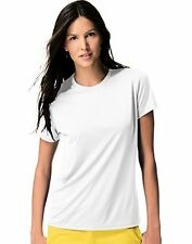 Hanes 4830 Womens Polyester Cool Dri T-Shirt -- Choose SZ/Color.
