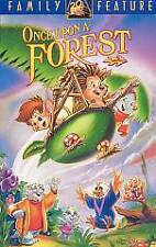 Once Upon a Forest [VHS] (1993)