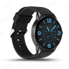 3G Smart Watch Android Phone Mate 8GB Bluetooth GPS WIFI SIM Camera For Samsung