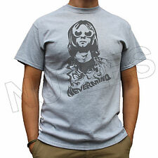 Nevermind Nirvana Kurt Cobain Grunge Punk Music Mens Kids T-Shirt S-XXL Sizes