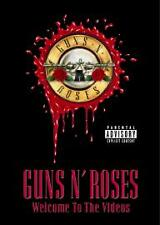 Guns 'n' Roses - Welcome To The Videos (DVD, 2003)