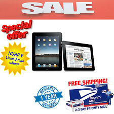Apple iPad 2 2nd Generation 64GB Black WiFi+3G(AT&T/Verizon) Grade A Condition
