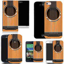 hard back case cover for many mobiles - guitar strings