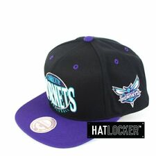 Mitchell & Ness - Charlotte Hornets On The Spot Snapback