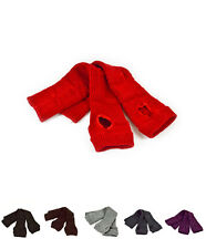 Solid Color Thermal Knit Arm Warmers (AW2020)