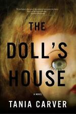 The Doll's House by Tania Carver (2014, Hardcover)