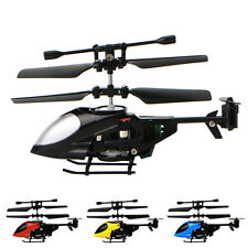 1PC Mini QS5012 2CH RC Helicopter Remote Infrared Control Aircraft Kids Toy New