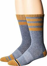 Timberland Mens Multi-Stripe Crew 2-Pack  Sock- Choose SZ/Color.