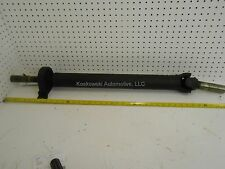 "Chevy C1500 Rear Driveshaft Front Section Extended Cab 155.5"" Wheelbase 93 GMC"