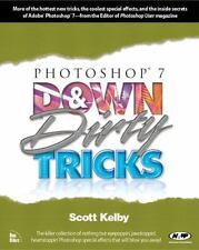 Photoshop 7 Down and Dirty Tricks, Kelby, Scott, 0735712379, Book, Good