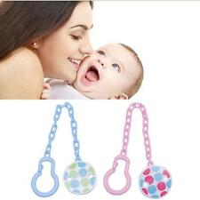 Girl Infant New Chain Clip Toddler Toy Baby Dummy Holder Pacifier Boy Soother