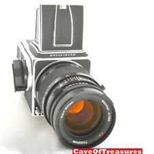 MINT HASSELBLAD 500CM 500C/M Camera,CF 150mm lens,Late A12,CLA May 2017,WARRANTY