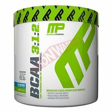 Muscle Pharm BCAA 3:1:2 30Serves - Blue Raspberry, Unflavoured Or Watermelon