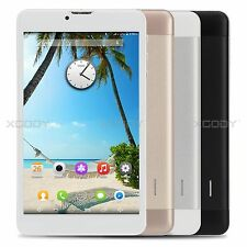 7 inch 8GB 3G Android Unlocked Mobile Phone Smartphone 4Core+2SIM Phablet GPS