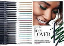 AVON GLIMMERSTICK -EYE, LIP & BROW LINERS LOT OF 5 *FREE SHIPPING in USA*