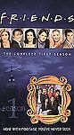 NEW FRIENDS COMPLETE SEASON 1 with UNSEEN FOOTAGE  VHS Box Set UNRATED