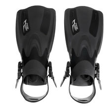 Scuba Diving Dive Swimming Snorkeling Freediving Fins Flippers Shoes Open Heel