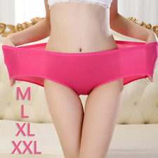 Women Panties Underwear Large Size 3XL Bamboo Breathable Ladies Briefs Big Size