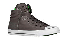 Unisex CONVERSE CT SWAG HI Charcoal Canvas Casual Trainers 141855C UK 8 EUR 41.5