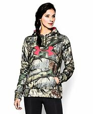 Under Armour Women's UA Big Logo Camo Hoodie - Choose SZ/Color