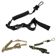55cm Adjustable Backpack Lanyard Key Keeper Safe Sling Belt MOLLE Quick Release